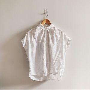 Madewell courier button down shirt